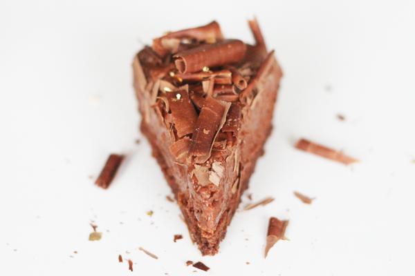Gateau Marcel - chokolademoussekage