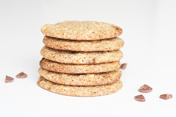 hasselnøddecookies