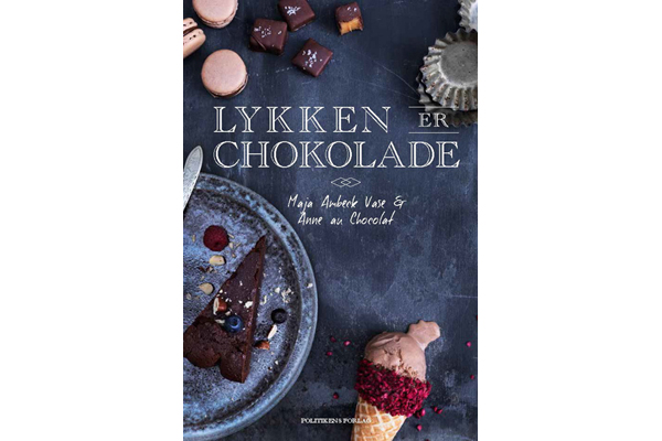 Lykken er chokolade Maja Vase