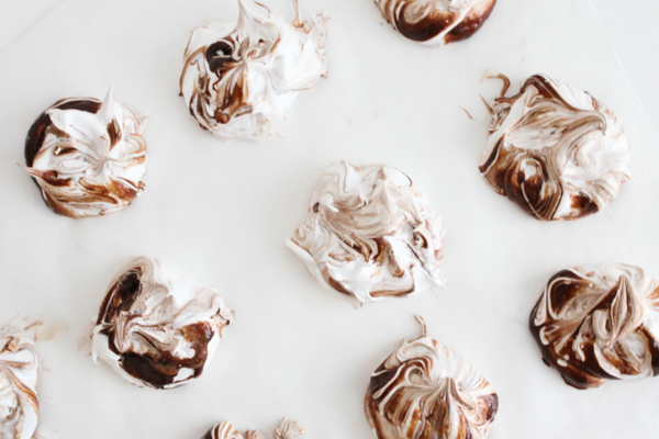 Chokolademarengs - chokoladekys