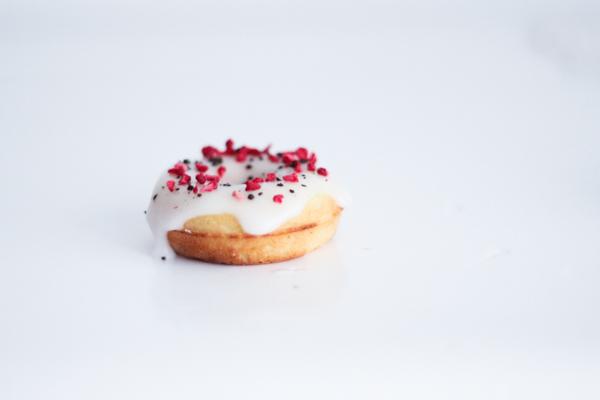 Glutenfrie cashew doughnuts / donuts