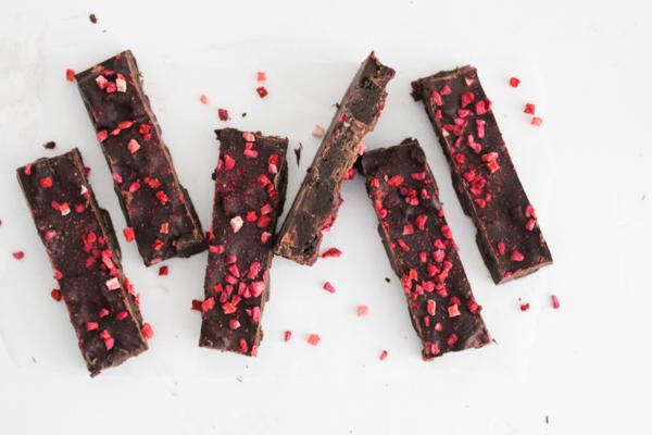 Chokoladebrud med brownie