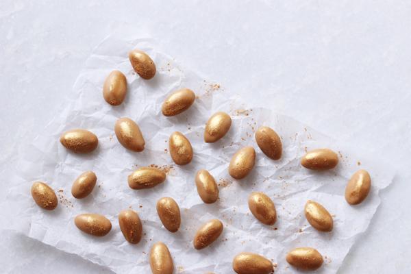 guldmandler ristede saltede mandler med Dulcey