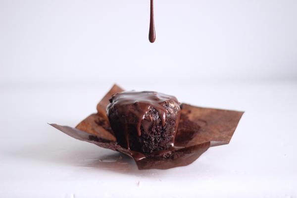 Triple chocolate muffins den perfekte chokolademuffin