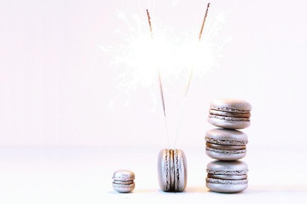 Lakridsmacarons nytår