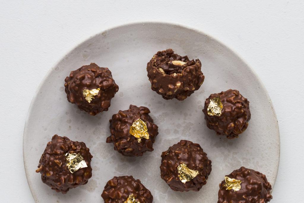 Hjemmelavet Ferrero Rocher