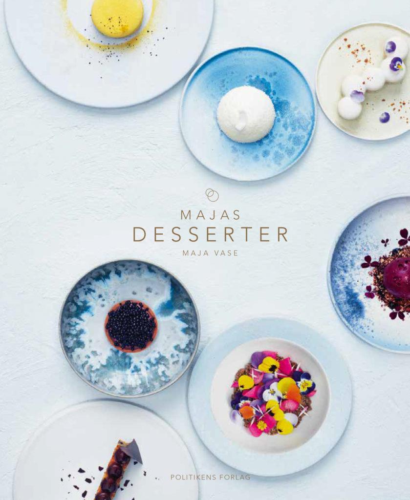 Maja Desserter Maja Vase dessertbog